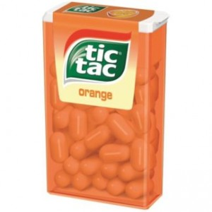 Tic Tac orange Ferrero