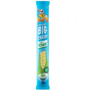 Flips Big Chrup o smaku fromage 28g Sante