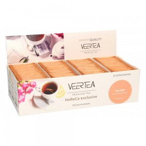 Veertea Pu erh & Lemon Be Fit 100 kopertek po 2g