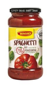Sos do spaghetti 500ml Winiary